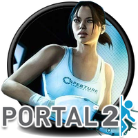 Portal 2 Dock Icon by danilote1234