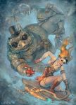 steampunkThumbelina by Girre