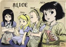 Alice chronicle by shepherd0821