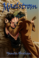 Maelstrom 1 COVER - YaoiPress by Tabe-chan