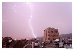 Ride the Lightning II by Moralles