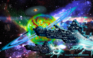GALACTIC BATTLECRUISERS by CSuk-1T