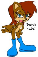 Don't Hate! by rc360
