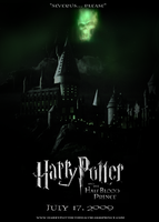 Half Blood Prince poster by SomeSayMisery