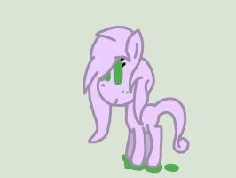 Goodra pony by Minions-and-Ponies