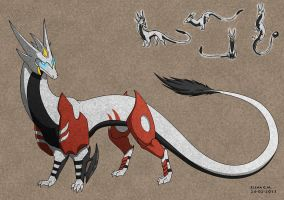 TF Dragon concept - Drift by dragona