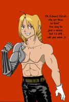 The Full Metal Alchemist by Tempest-Lavalle