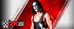 WWE 2K15 Sting Signature by ThexRealxBanks