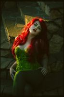 Poison Ivy Cosplay by diabolicpie