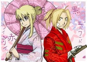 FMA-Japan by BrokenRomance3