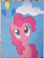 Pinkie Pie's Head in the Clouds by Dorigard