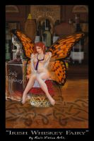 Irish Whiskey Fairy by Corbistiger