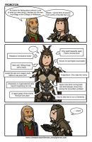 C+H: [Skyrim] Promotion by Ddriana