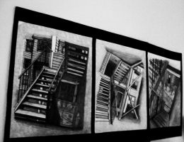 Observational Drawings 2 by melissrrr