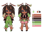 [OPEN][Quiz] Leaf-Cutter Ant Articularia by Mima-Adopts