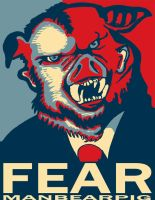 FEAR manbearpig by jupiterjenny