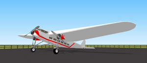 Ford Trimotor by trainguy101