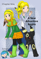 Joey's Adventure Chapter 9 by Space-Crystal