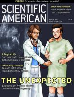 Expecting Cover 2 - SciAm by ErinPtah