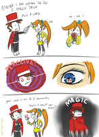 magic trick by ShinyVulpix