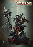 Mephistopheles Cleric by ertacaltinoz
