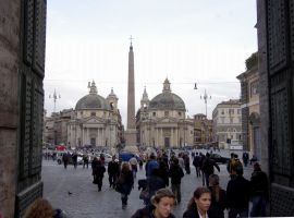 piazza del Popolo by Pippa-pppx