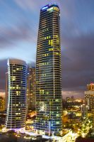 Hilton Surfers Paradise by wilderBeest