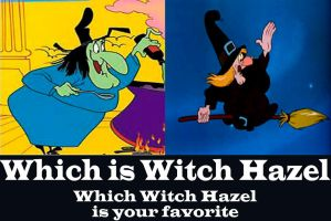 Which Is Witch Hazel by SB1991