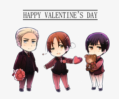 Hearts Day! by Cioccolatodorima