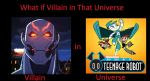 What If Ultron In MLAATR Universe by markellbarnes360