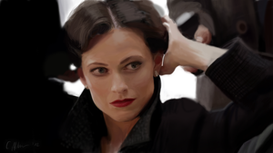 Irene Adler by hat-man-and-robin
