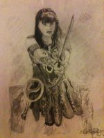 Xena the Warrior Princess by charlottexenawp92