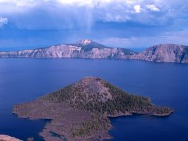 Crater Lake by emily1956