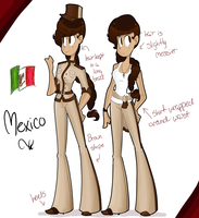 Mexico Reference 2013 by Ask-Mexico-UNM