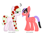 Breeding with Cadenza and Red Moon by Firegirl1015