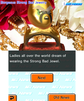 The Strong Bad Jewel by rabbidlover01