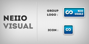 Neiio-Visuals Logo Entry by ymme1st
