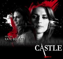 Kate Beckett Dark edit by malshania