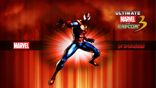 Ultimate MvC3 Spider Man by CrossDominatriX5