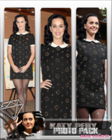 Katy Perry Photo Pack by GurayMonster