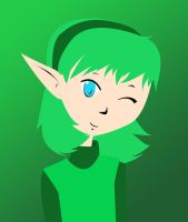saria by TehJeshireCat