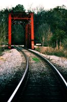 Beyond The Railroad Tracks 2 by JuliaKittles
