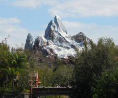 Everest From A Distance by superpower-pnut