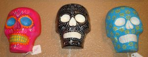Sugar Skulls by luther1000