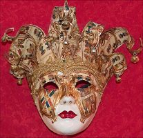 Mask1 by NickiStock