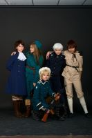 Hetalia by DellSoyer