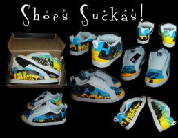 Shoes by tenseone