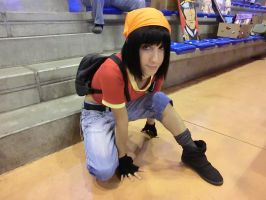 Pan - Dragon Ball GT Cosplay by kiachan91