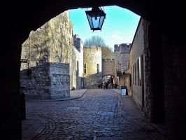 Tower of London by Gubblyn