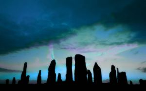 The Standing Stones 3 by welshdragon